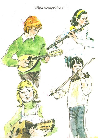 Fleadh competitions