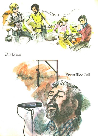 Jim Evans, Evan MacColl